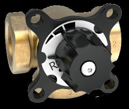 VEXVE 3-xодовой смесительный клапан DN 25 AMV 3122